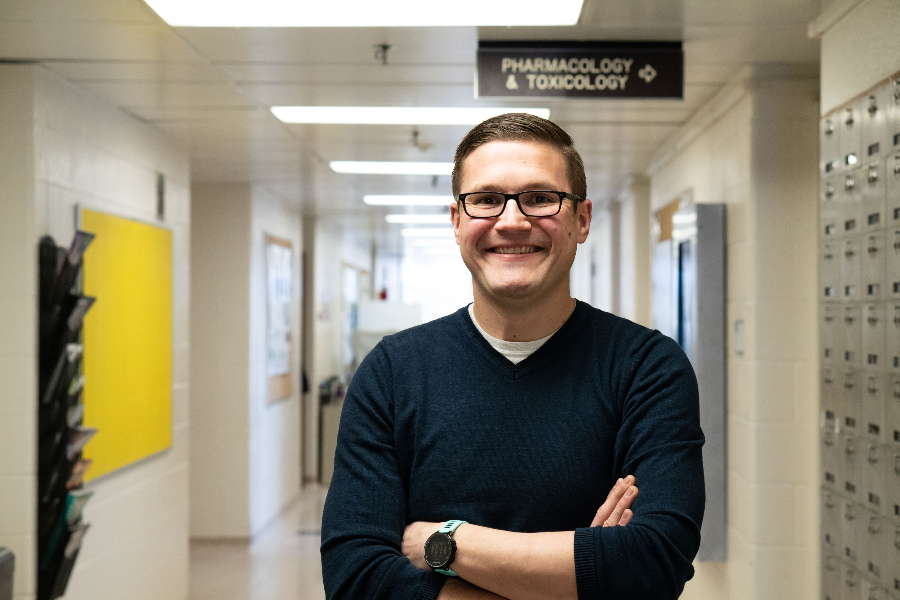 Picture of Dr. Nathan Tykocki
