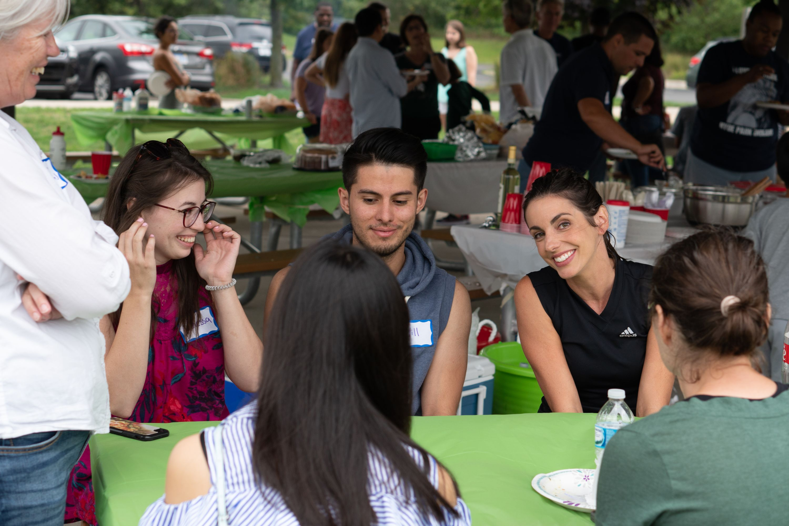 Michigan State University Department of Pharmacology and Toxicology Picnic photo